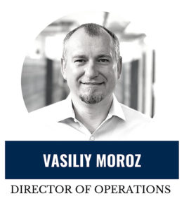 Hello, my name is Vasiliy Moroz and I am Operations Director at Global Outreach Charter High. As Operations Director, I have an opportunity to work with each department of our school administration and provide necessary support for proper school function. <span>Learn more</span>